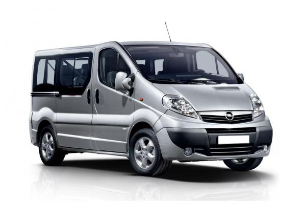 Opel Vivaro 9 Seats