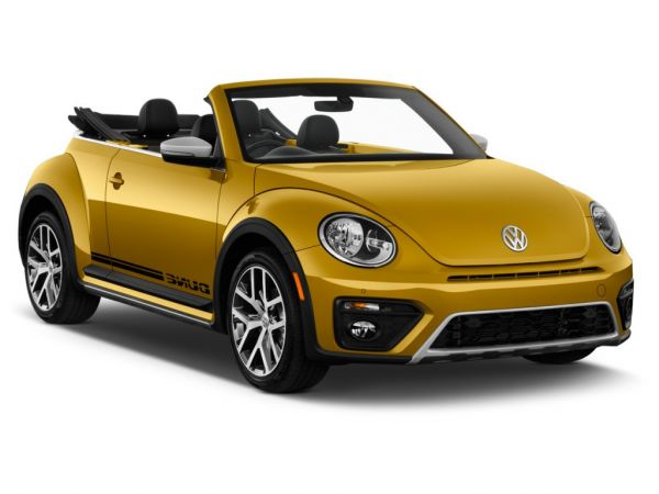 Volkswagen Beetle Cabrio Automatic