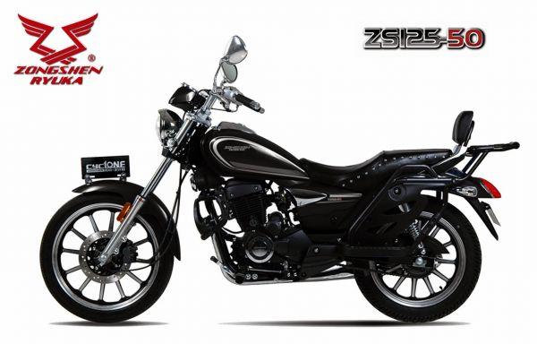 Zongshen ZS 125cc By Honda