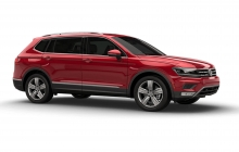 VW Tiguan Advance