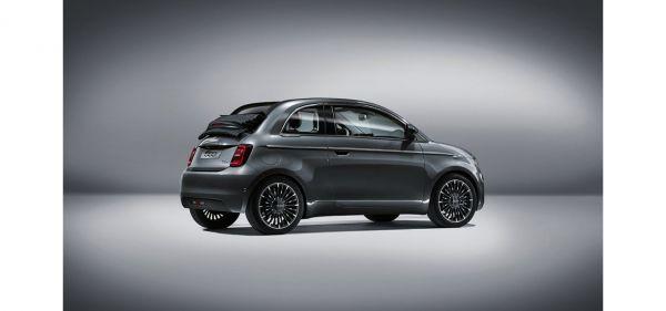 Fiat 500 Cabrio Automatic 1