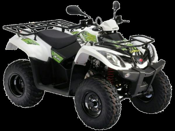 Kymco MXU 310cc