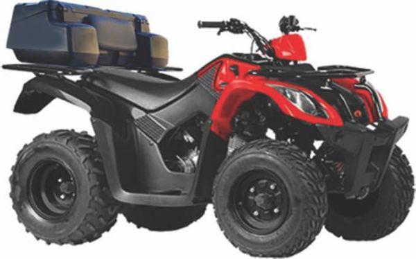 Kymco  MXU 170cc 1