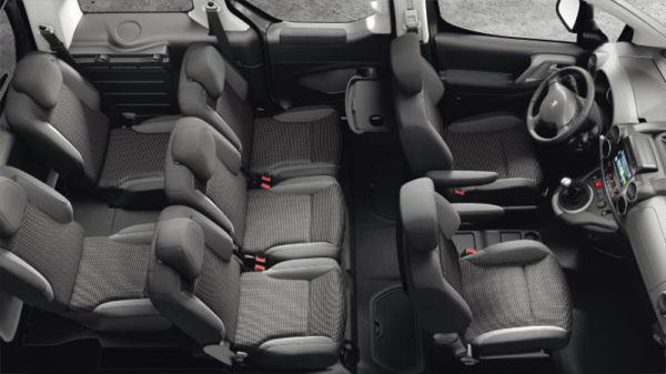 Citroen Berlingo New 7 seater 3