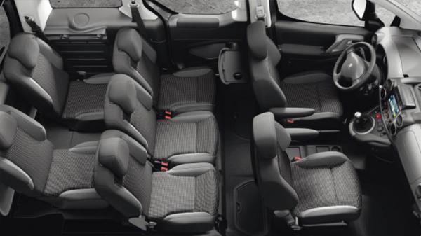 Citroen Berlingo Automatic New 7 seater 3