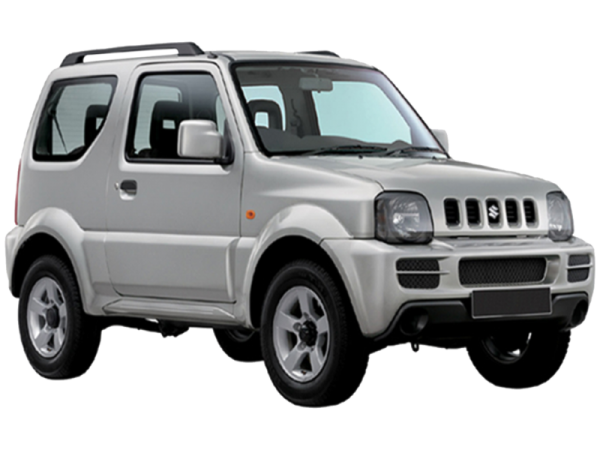 Suzuki Jimny Closed Top