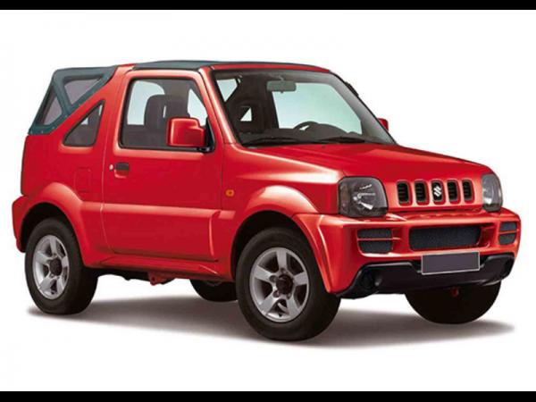 Suzuki Jimny Soft Top Open