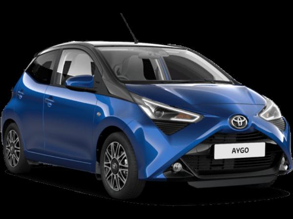 Toyota Aygo Open Top