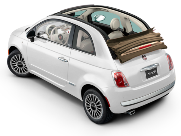Fiat 500 Open Top Automatic