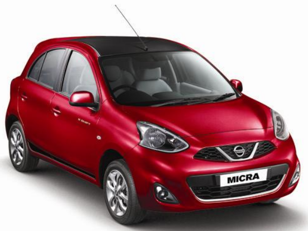 Nissan Micra Aut.