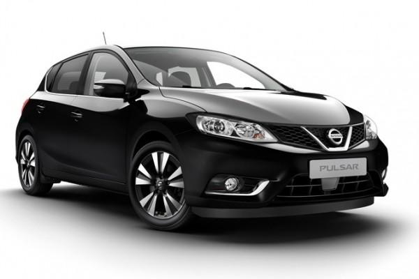 Nissan Pulsar Automatic