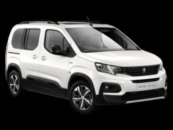 Peugeot Rifter ( 7 Seats ) 2