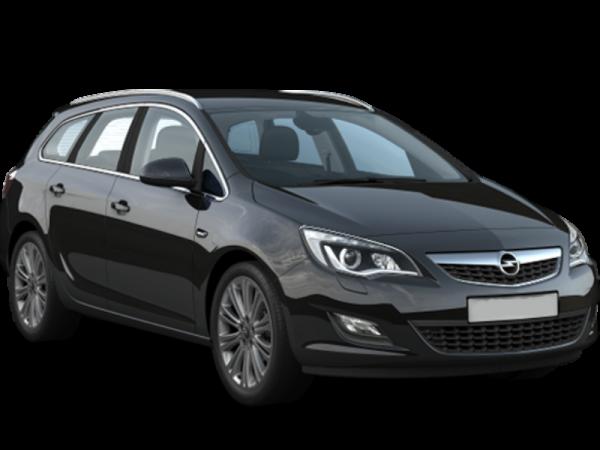 Opel Astra Turbo SW