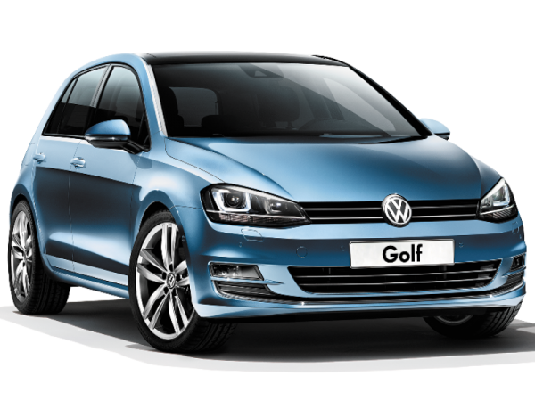 VW Golf DSG 160PS