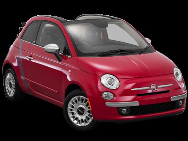Fiat 500 Cabrio Auto