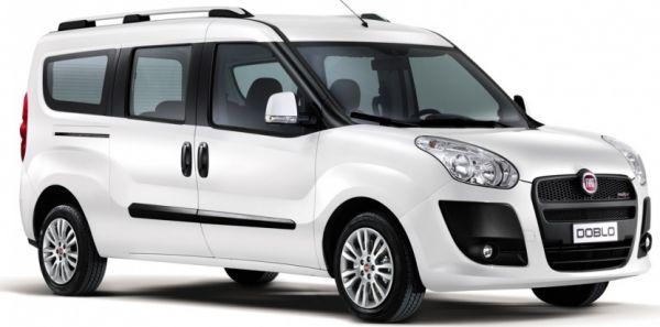 Fiat Doblo ( 7 seats ) 1