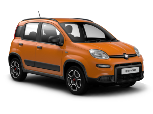 Fiat Panda Pop Hybrid