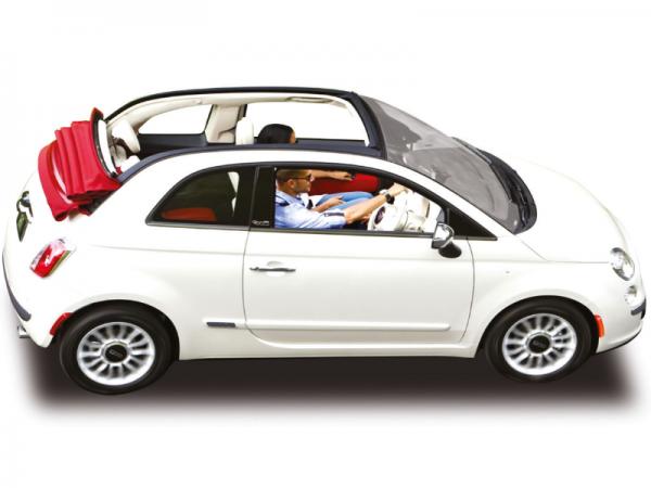 Fiat 500 Aut.