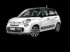 Fiat 500L Living automatic