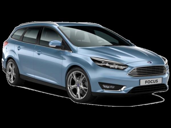 Ford Focus Wagon Diesel
