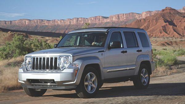 Jeep Cherokee Automatic 2