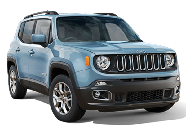 JEEP RENEGADE 4WD automatic