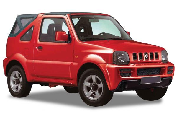 Suzuki Jimny 4X4 OPEN TOP