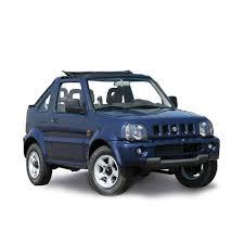 Suzuki Jimny Cabrio 2