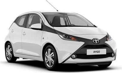 Toyota Aygo Automatic