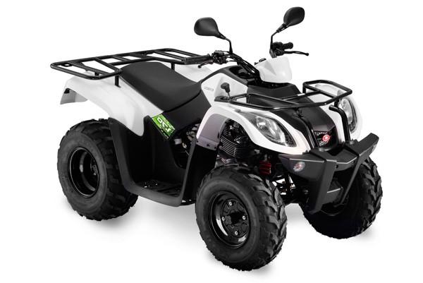 Kymco 50-125cc