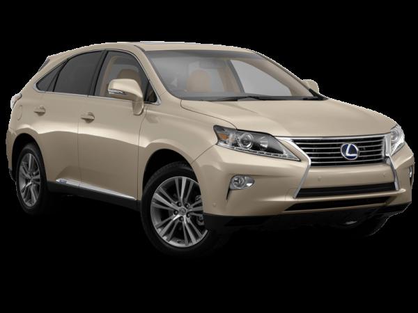 Lexus RX 450h Luxury Plus