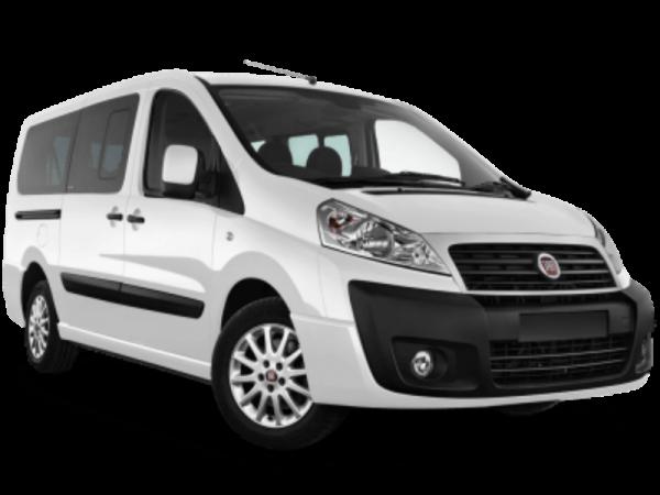 Fiat Scudo 8 Seater