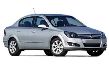 Opel Astra sedan Automatic