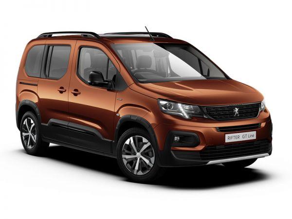 Peugeot Rifter ( 7 Seats ) 1