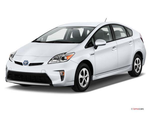Toyota Prius Hybrid Automatic 1