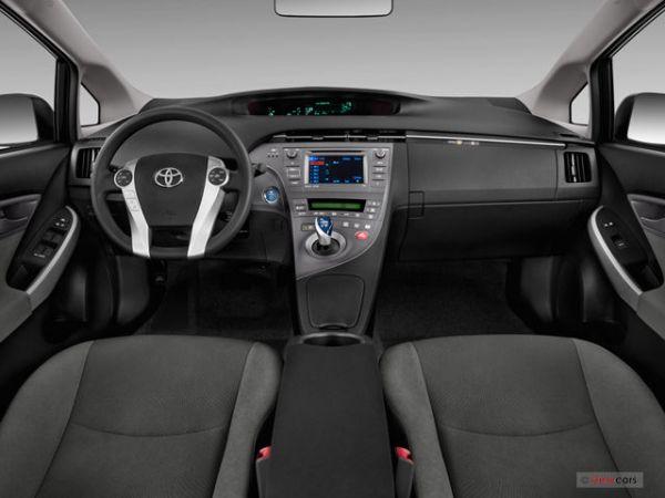 Toyota Prius Hybrid Automatic 4