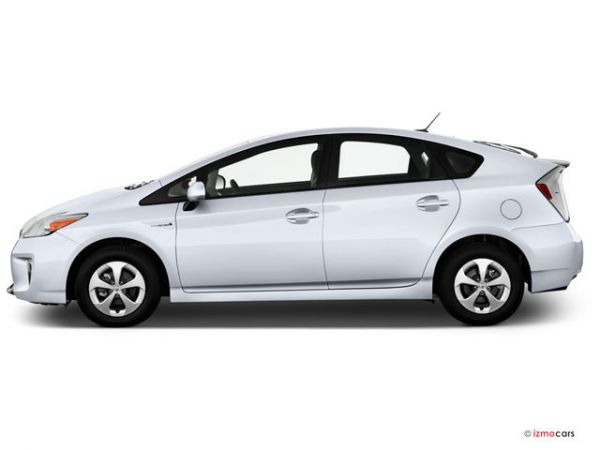 Toyota Prius Hybrid Automatic 3