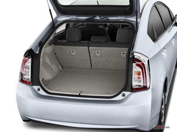 Toyota Prius Hybrid Automatic 6