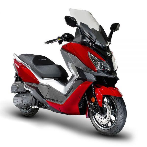 Sym Cruisym 250cc
