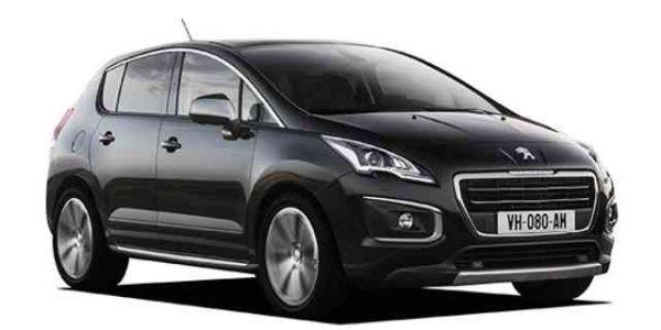 Peugeot 3008 SUV Diesel