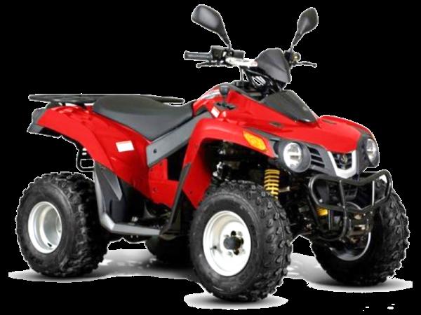 Sym Quadlander 300cc
