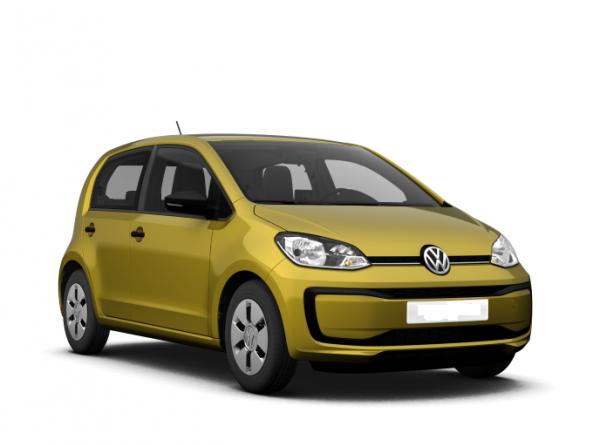 Volkswagen Up Automatic