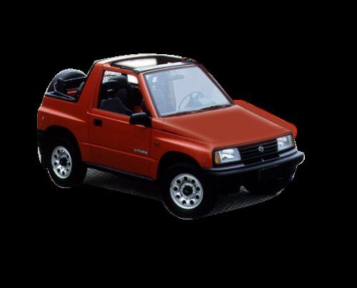 Suzuki Vitara 4X4 OPEN TOP