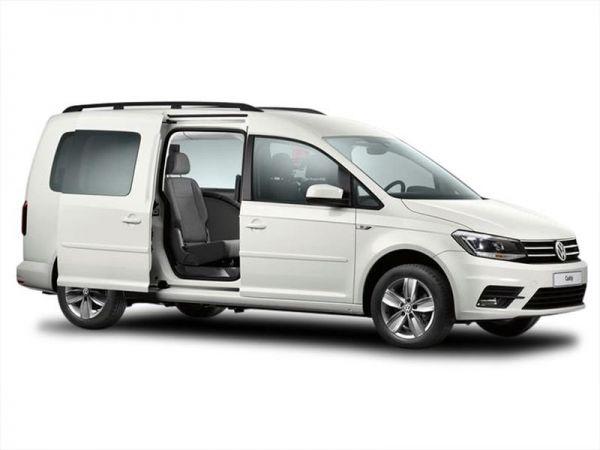 Volkswagen Caddy 7 Seats
