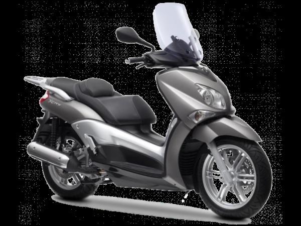 Yamaha Xcity