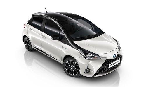 Toyota Yaris Hybrid Auto 1