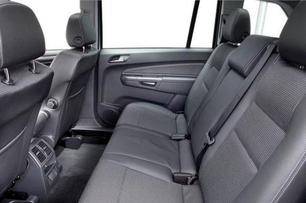 Opel Zafira Automatic 3