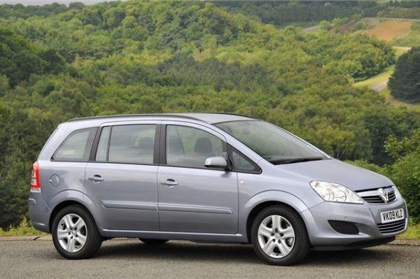 Opel Zafira Automatic 5